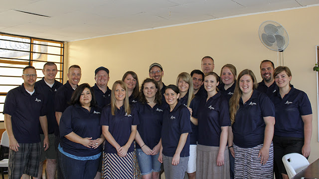 Group shot of USU Student Academy of Audiology
