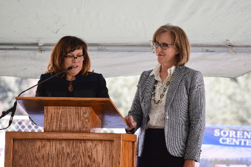 Groundbreaking and Naming Ceremony for the Sorenson Center for Clinical Excellence | CEHS