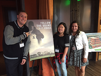 "CEHS Celebrates Film Premiere in Park City: ""Follow the Sound of My Voice"" 
