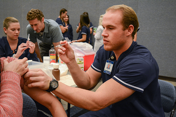 USU Launches BSN Program on Logan Campus |