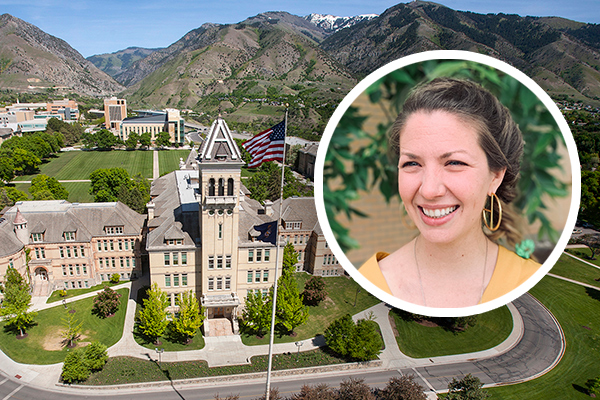 USU Psychology Student Speaks at International News Conference on Alzheimer's