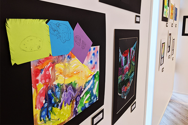 Creativity Unbound: New Exhibit Features the Art of Learning